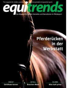 Horseshape in der equitrends 11/2013